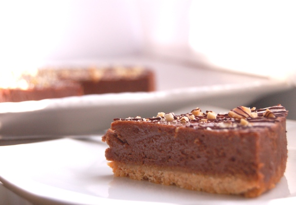 hazelnut cheesecake